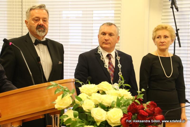 Radni wybrali przewodniczącego Rady Miejskiej i jego zastępców