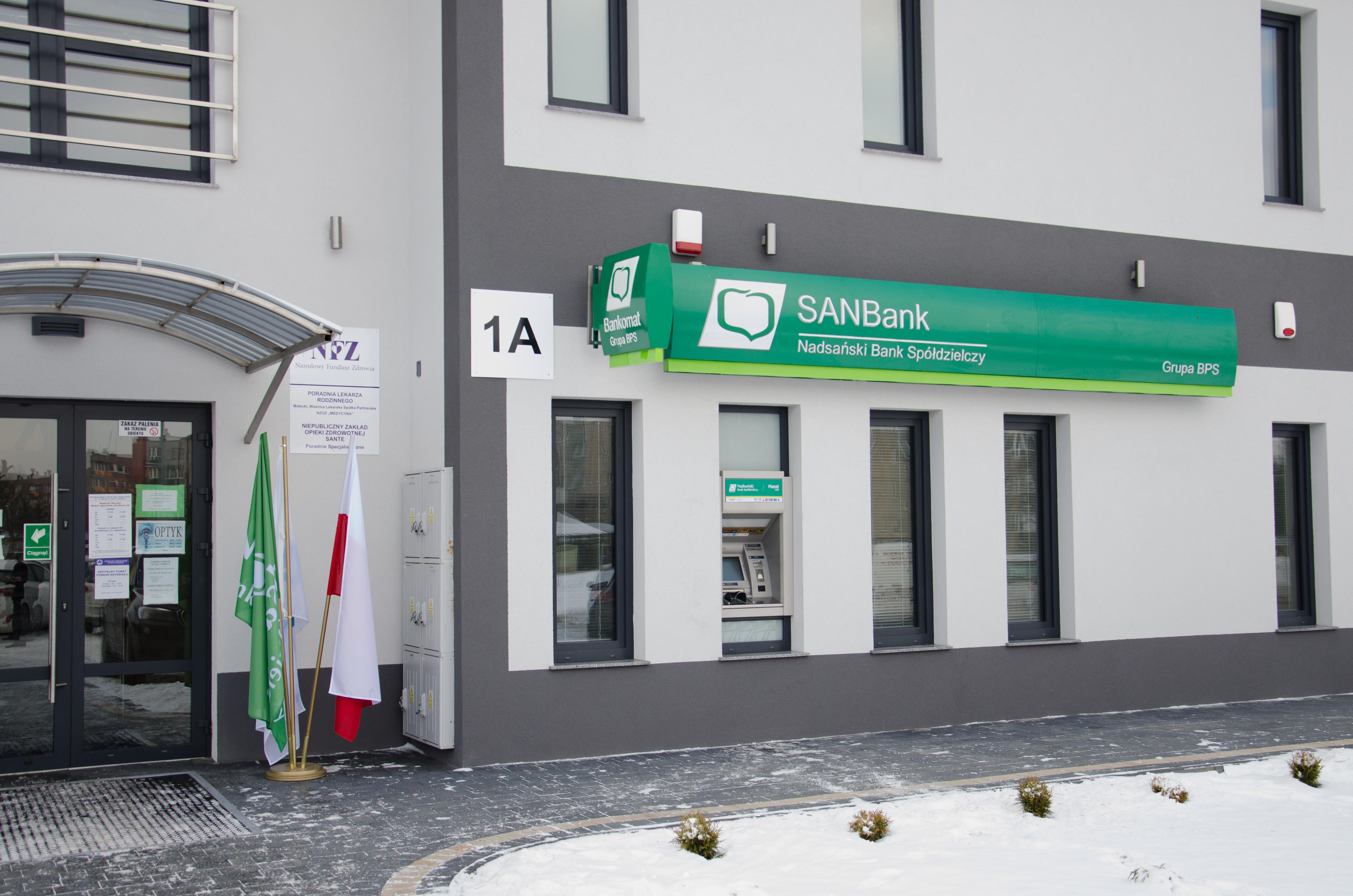 SANBank stawia na jakość obsługi