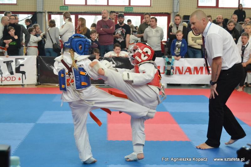 Karatecy walczyli w Rudniku nad Sanem