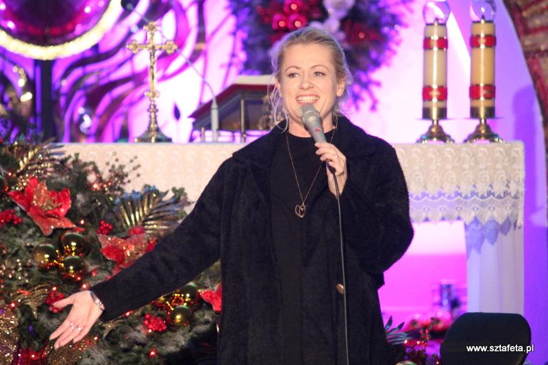 Olga Szomańska zaczarowała publiczność