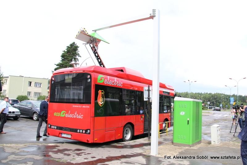 4 autobusy elektryczne zasilą flotę MZK