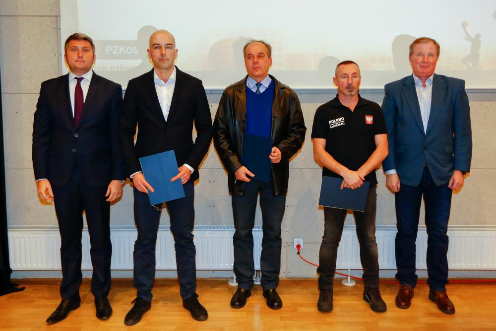 Artur Karlik nadal będzie pracował z kadrą narodową U-15