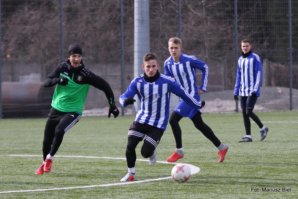 Sparing. Stal Stalowa Wola - Sokół Sieniawa 0:2 (0:0)