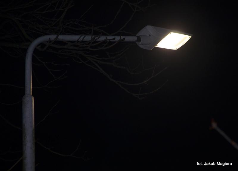 LEDy na leżajskich ulicach