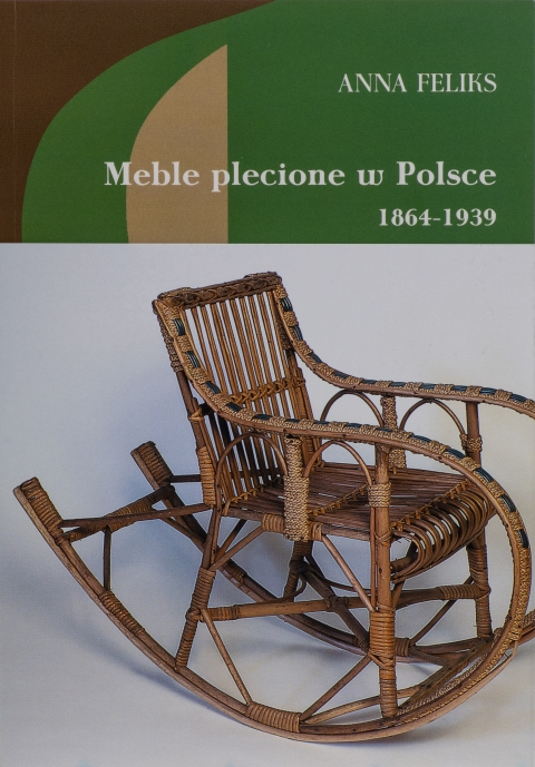 "Promocja książki ""Polskie meble plecione"""