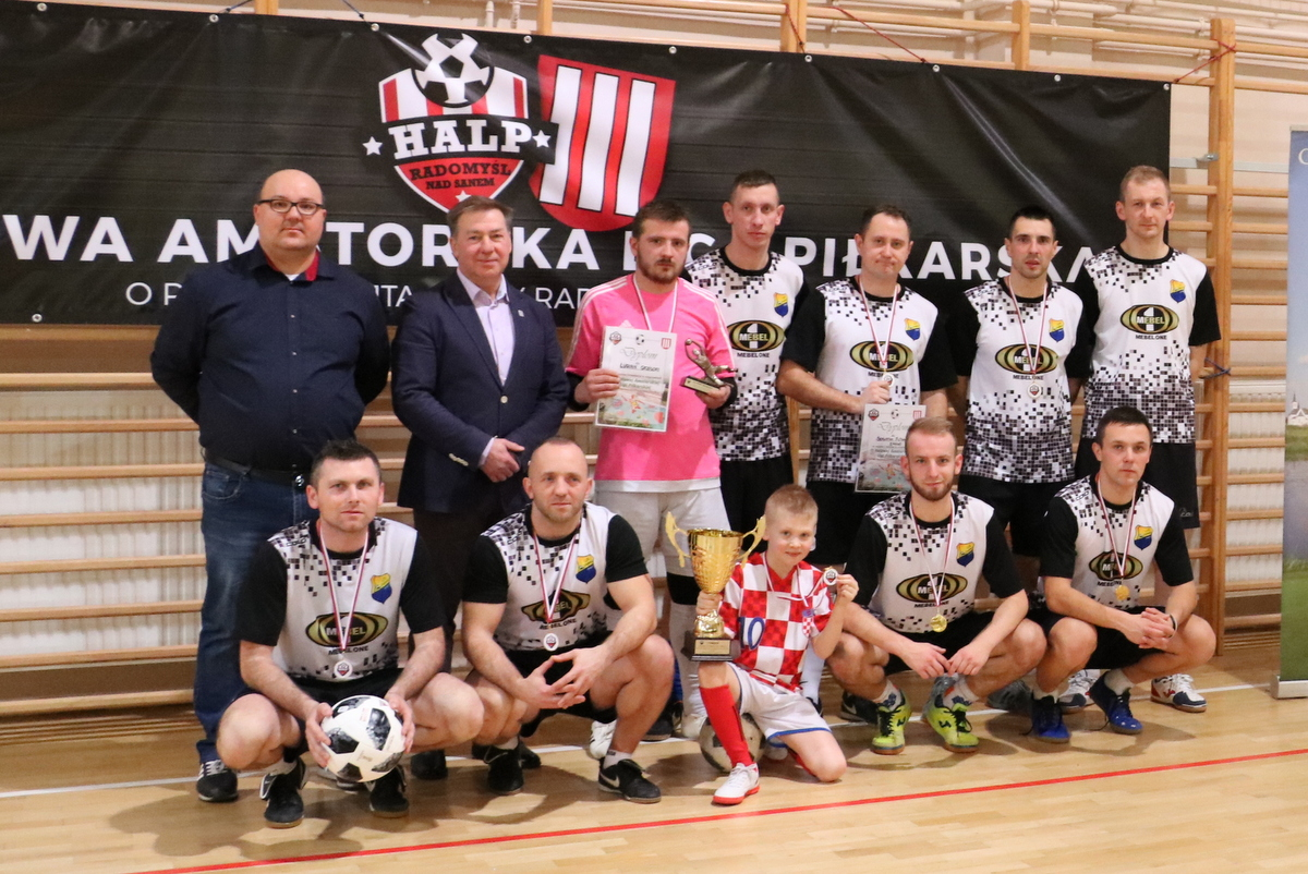 Serwatka Futsal Team zwycięzcą II HALPN w Radomyślu nad Sanem