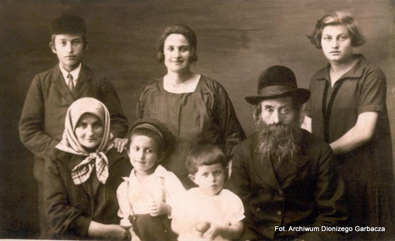 Żydzi w Rozwadowie