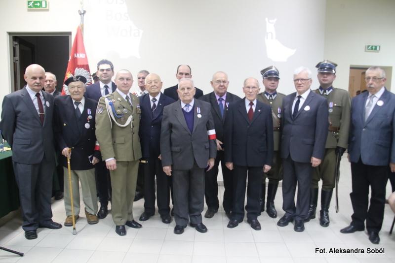 Uczcili rocznicę powstania Armii Krajowej