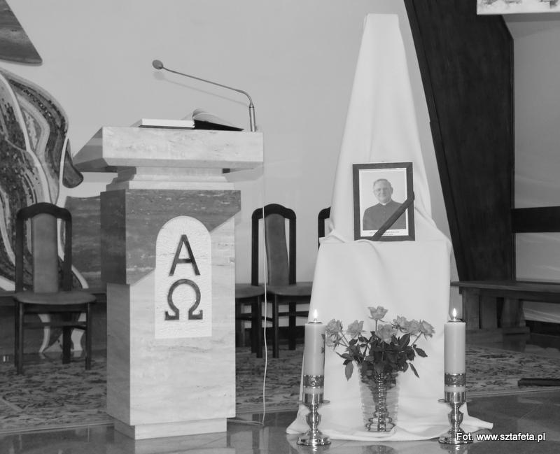 W sobotę pogrzeb księdza Mariana Balickiego