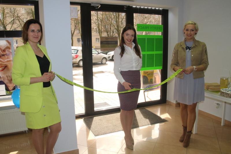 Otwarcie siedziby firmy Promedica24 w Stalowej Woli
