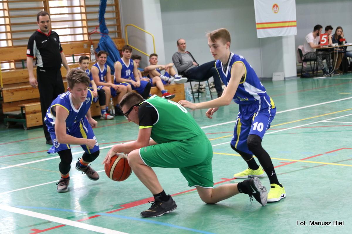 Finały IMS. Mecz o III miejsce: PSP Sisótr Pijarek Rzeszów - PSP Nr 3 Tarnobrzeg 50:36