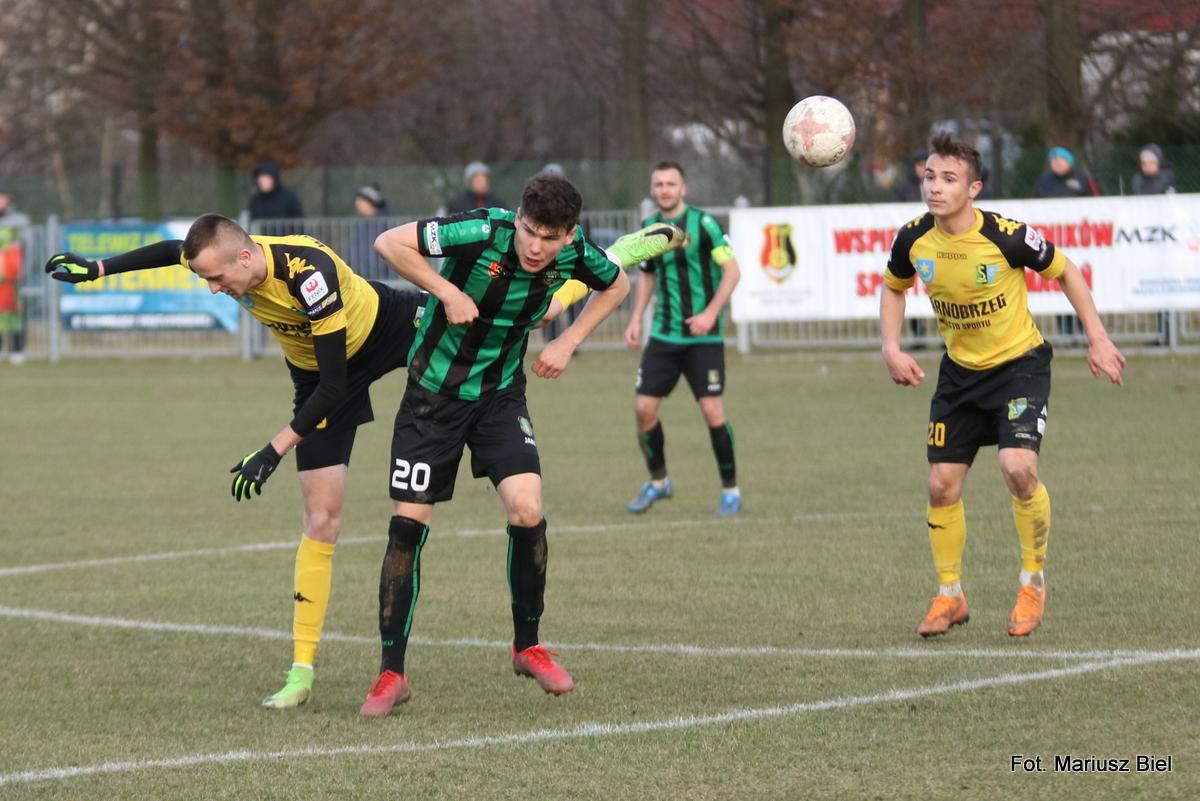 II liga. Stal Stalowa Wola - Siarka Tarnobrzeg 1:0 (0:0)