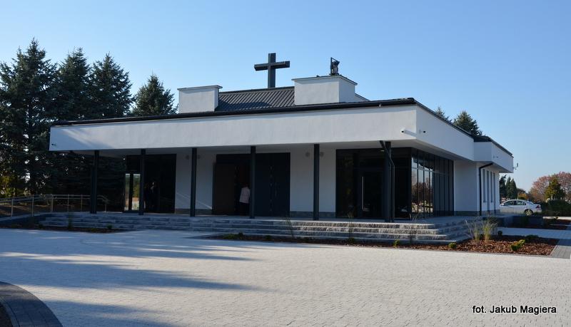 Na leżajskim cmentarzu powstanie kolumbarium