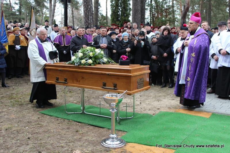 (ZDJĘCIA) Pożegnaliśmy księdza Mariana Balickiego