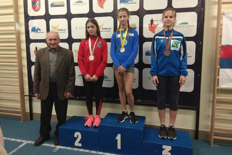 Victoria wygrywa klasyfikację medalową mistrzostw Podkarpacia Dzieci