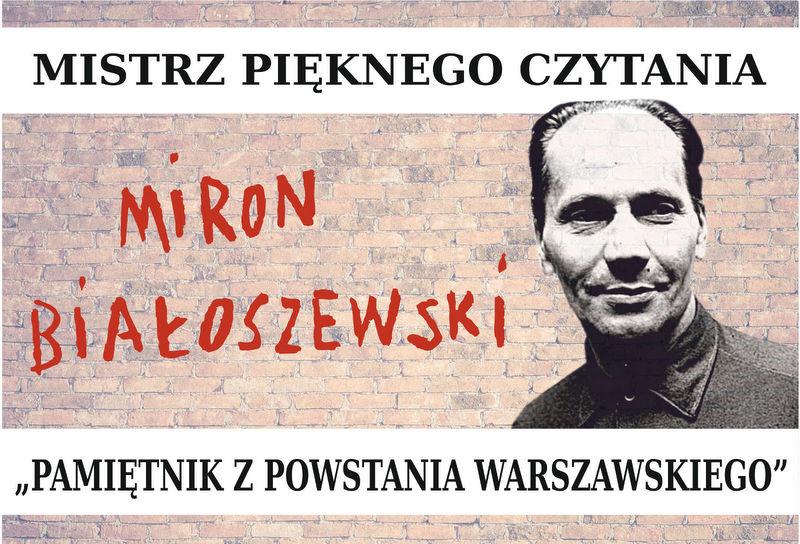 Przeczytaj Białoszewskiego i wygraj 1000 złotych