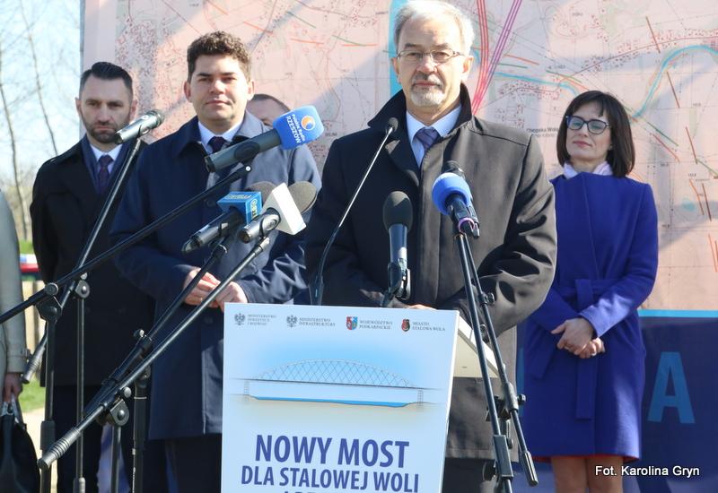 W Stalowej Woli powstanie trzeci most na Sanie