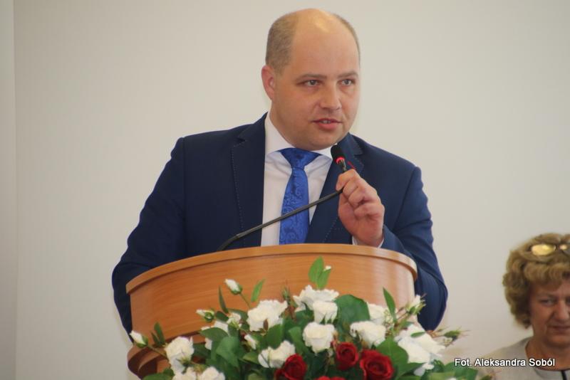 Michał Buwaj nowym skarbnikiem miasta