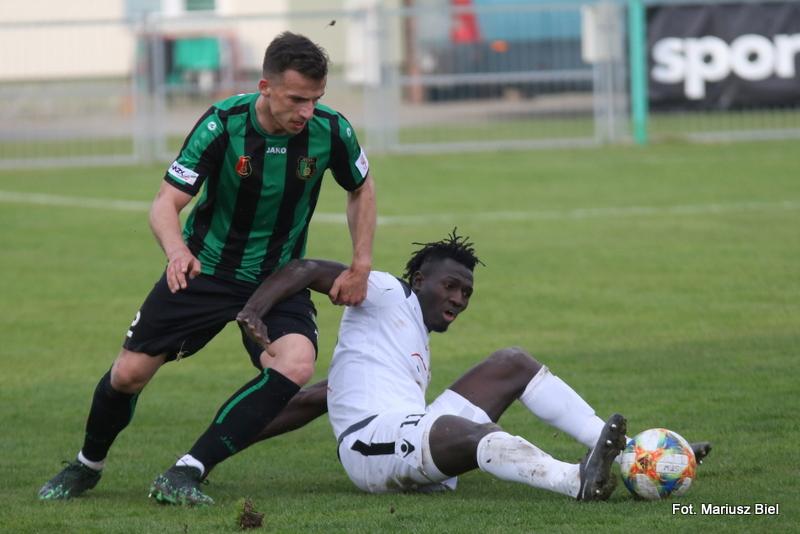 II liga. Stal - GKS Bełchatów 1:0 (0:0)