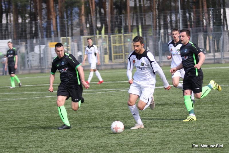 Liga okręgowa. Stal II Stalowa Wola - Bukowa Jastkowice 6:0 (2:0)