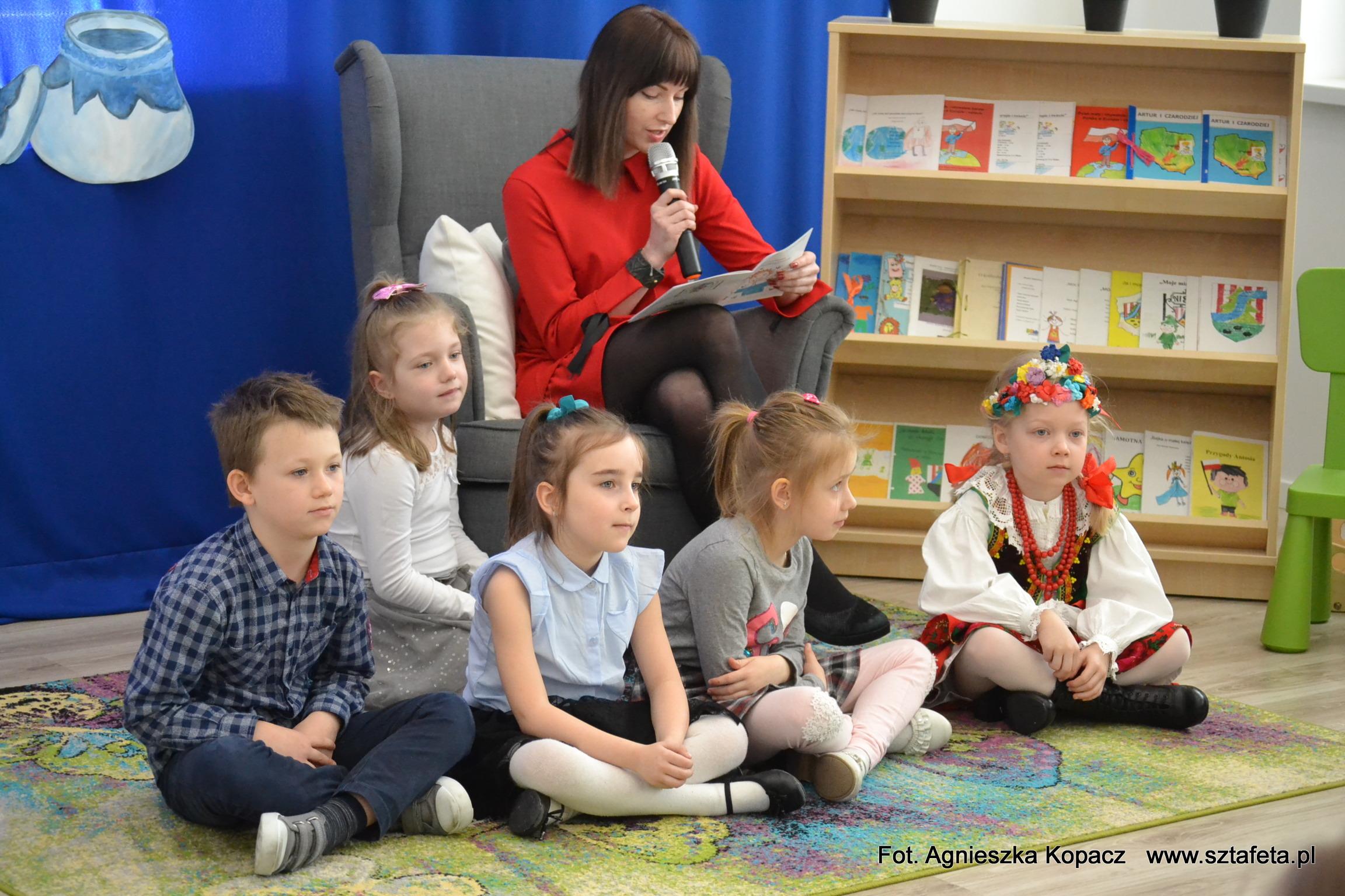 Książeczki niżańskich przedszkolaków