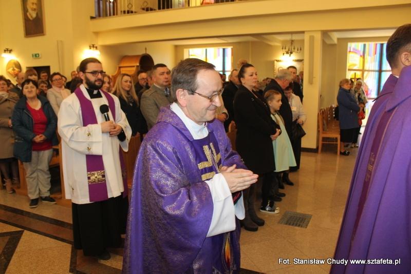 Nowy proboszcz objął parafię św. Floriana