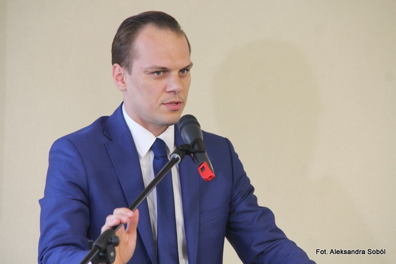 Rafał Weber został wiceministrem infrastruktury
