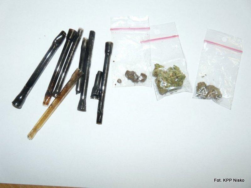 Nisko: 31-latek zatrzymany za posiadanie narkotyków