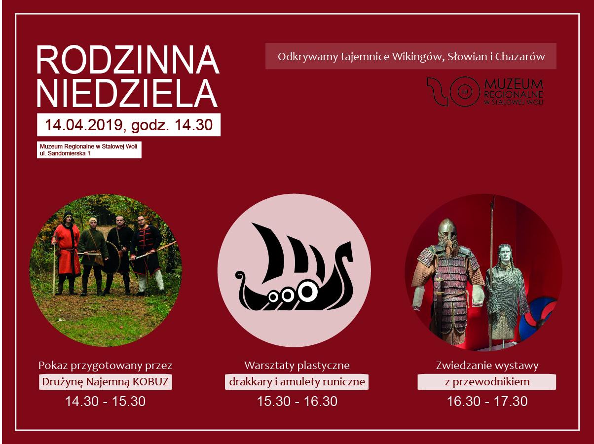Muzeum Regionalne: Odkrywamy tajemnice wikingów, Słowian i Chazarów