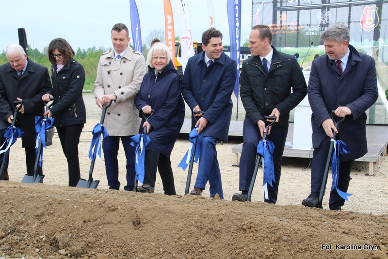 Ruszyła budowa obwodnicy Stalowej Woli i Niska