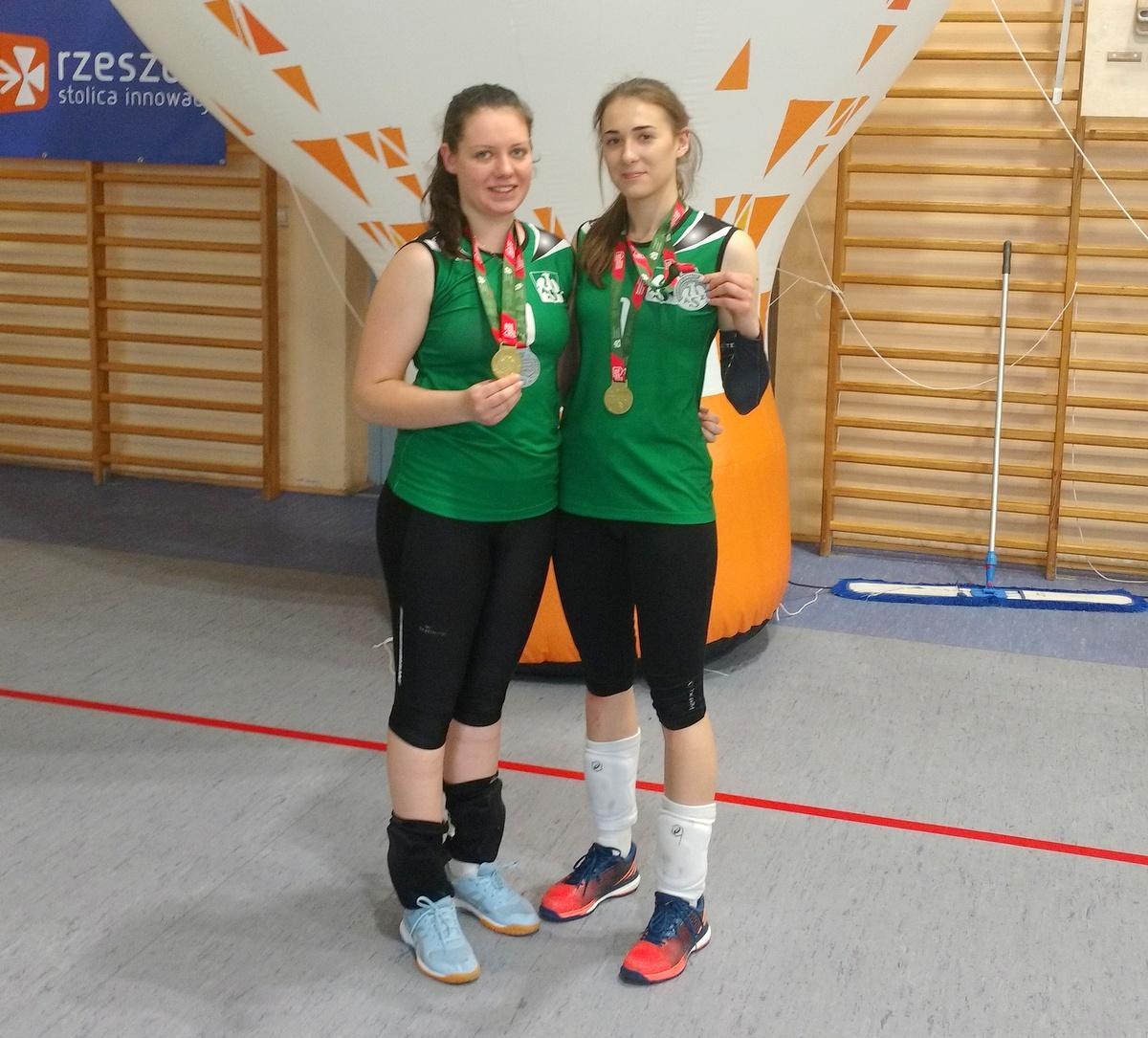 Veganki z medalami Akademickich Mistrzostw Polski