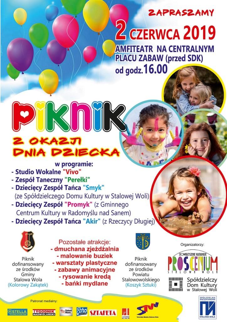 Dzień Dziecka ze Spółdzielczym Domem Kultury
