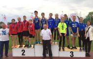 Trzy złote medale Kornelii Butryn