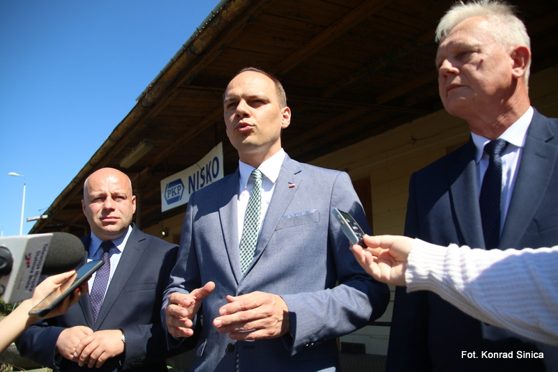 Dworzec w Nisku zyska nowy blask