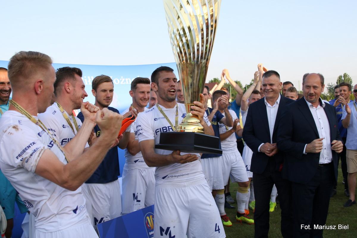 Finał wojewódzki Pucharu Polski. Sokół Sokolniki - Stal Rzeszów 0:4