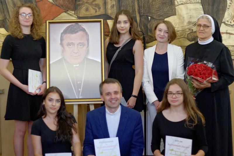 Nagrodzone za reportaż o Światowych Dniach Młodzieży