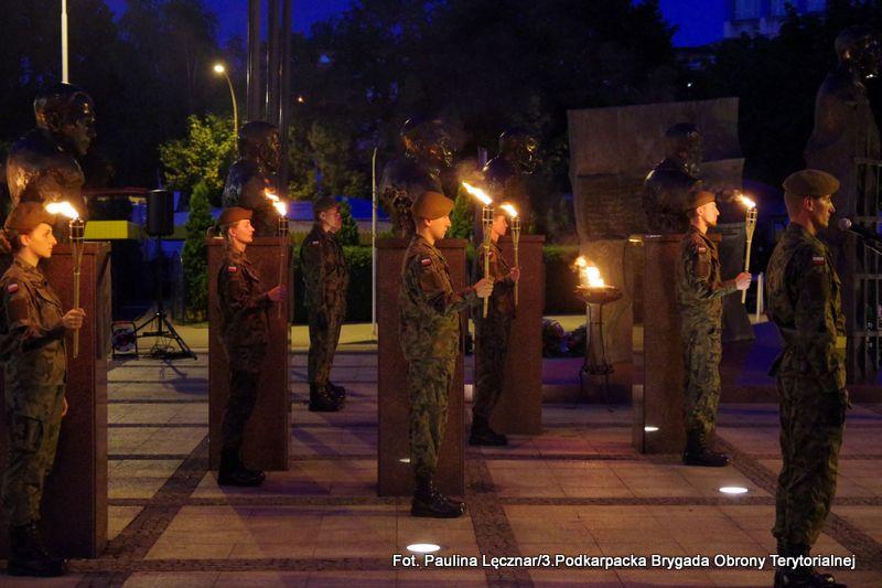 Terytorialsi z Podkarpacia świętowali