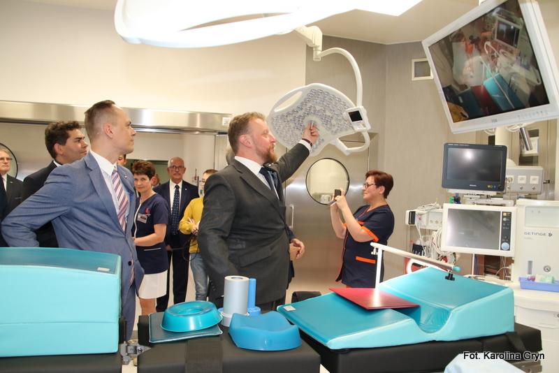 Stalowowolski szpital ma nowy blok operacyjny!