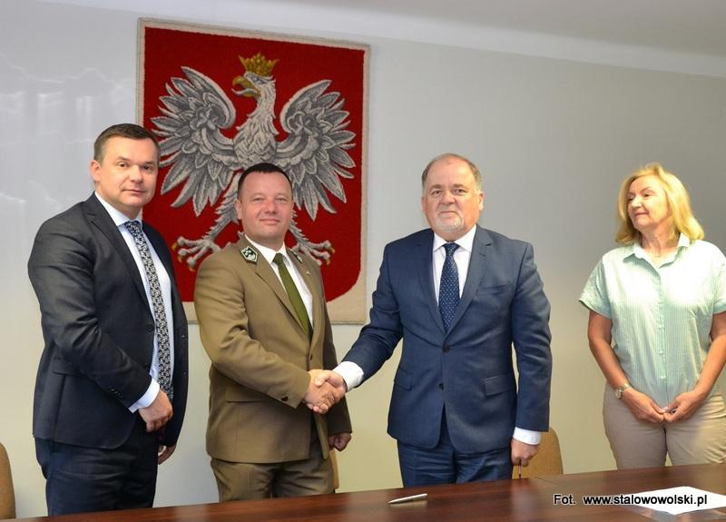 Będą kontynuować przebudowę drogi Zaklików – Borów