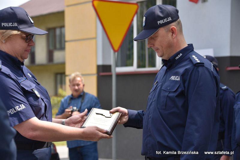 Do Krzeszowa powrócili policjanci