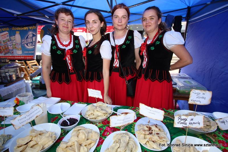 Lasowiacki Festiwal Pierogów [ZDJĘCIA]