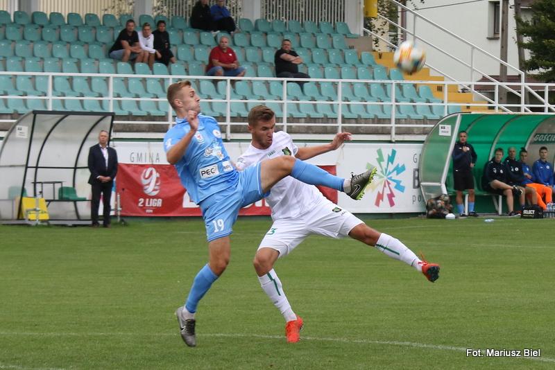II liga. Stal Stalowa Wola - Błękitni Stargard 0-1 (0-1)