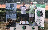 Tomasz Zontek w finale 40+