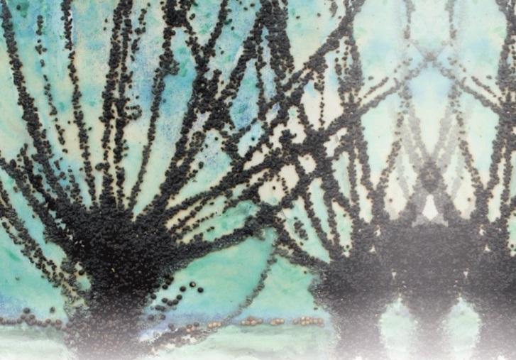 Tęsknota ziarnem malowana