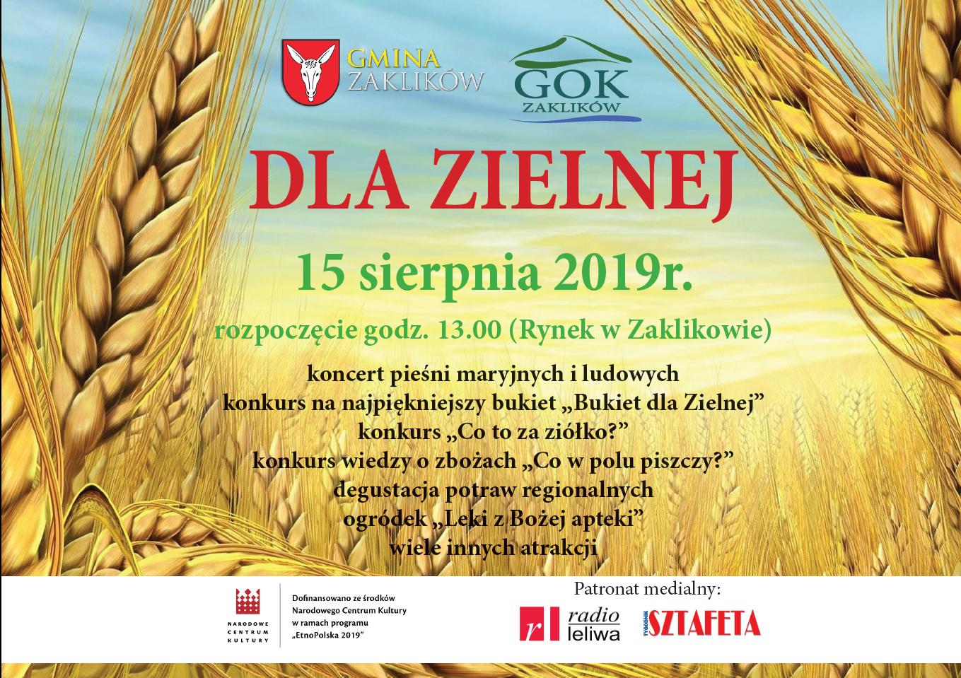 Etno Zaklików 2019