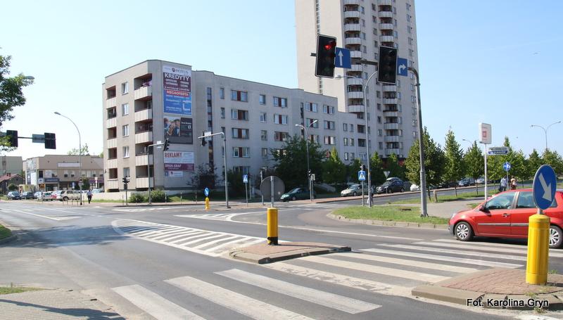 Planują remont ulicy Popiełuszki