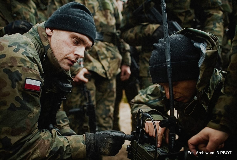 Podkarpaccy terytorialsi wezmą udział w estońskich zawodach