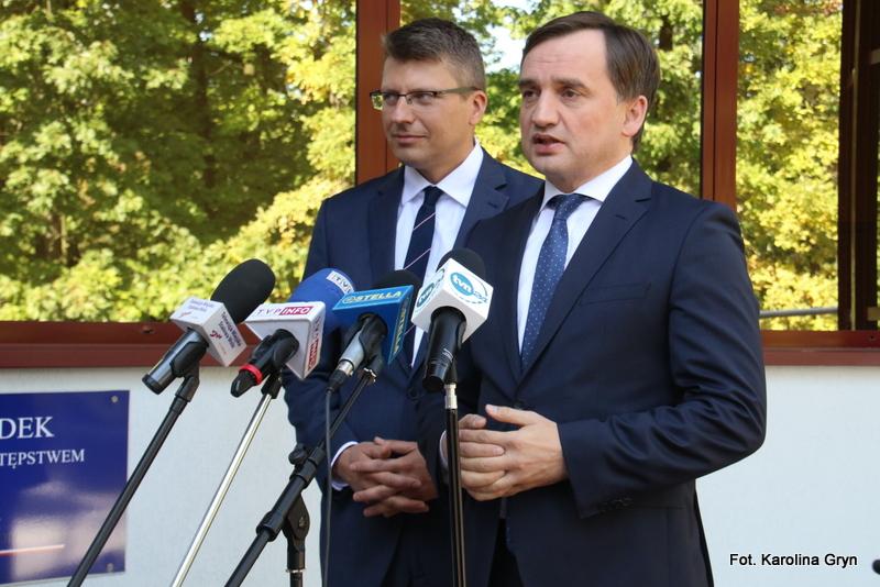 Minister i wiceminister z wizytą w Stalowej Woli