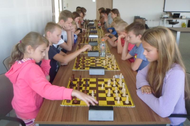 Turniej szachowy Witaj Szkoło