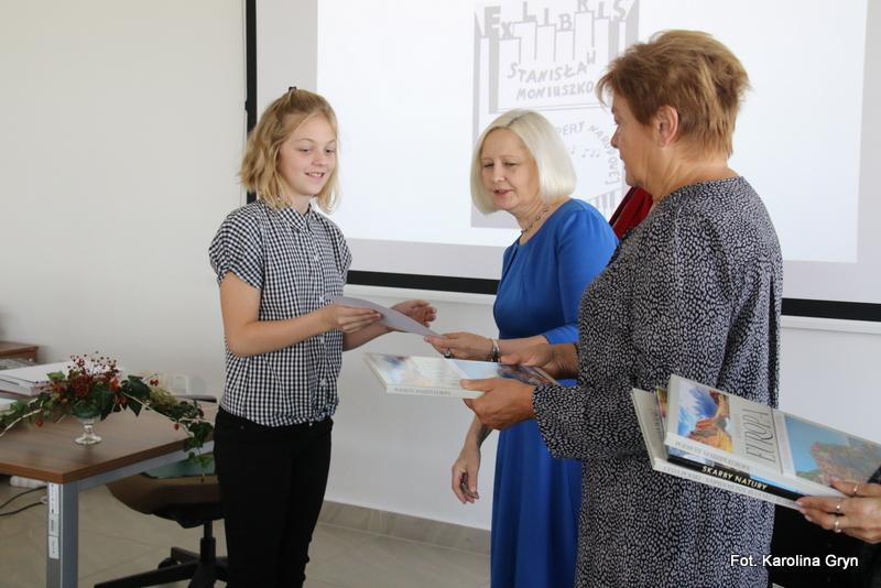 Nagrody za moniuszkowskie ekslibrisy rozdane